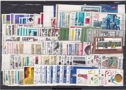 DDR, Sammlung Der Einzelmarken Aus KB,Blocks Und ZD 1970-79, Gest. (K 2689) - DDR