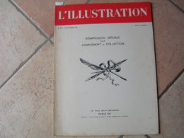 L'ILLUSTRATION  N° 5037- 16 SEPTEMBRE 1939 - Zeitungen