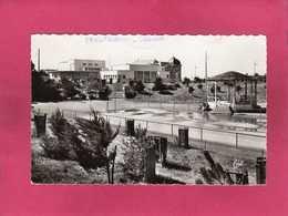 17 Charente Maritime, Chatelaillon, Le Casino, Animée, 1955, (CAP) - Châtelaillon-Plage