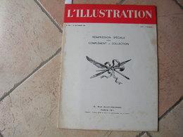 L'ILLUSTRATION  N° 5039  - 30 SEPTEMBRE 1939 - Zeitungen
