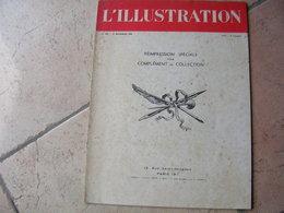 L'ILLUSTRATION  N° 5045  - 11 NOVEMBRE 1939 - Giornali