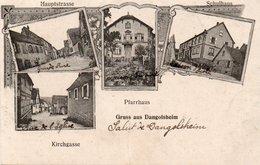 67-DANGOLSHEIM-GRUSS-4 VUES- - France