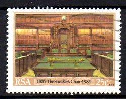 AFRIQUE DU SUD. N°585 Oblitéré De 1985. Parlement. - South Africa (1961-...)