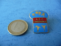 PIN'S ASC LONGCHAUMOIS - Table Tennis