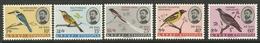 ETHIOPIA 1966  BIRDS  SET  MNH - Non Classés
