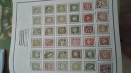 Timbres Allemand  Oblitere ( Baviere) - Stamps