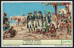 LIEBIG - FR -  1 Chromo N° 5 - S 1629 Série/Reeks  - Histoire De FRANCE: Bonaparte En EGYPTE. - Liebig