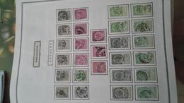 Timbres Belge Oblitere - Stamps