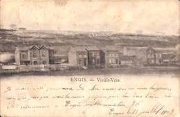 Engis - Vieille-Voie (précurseur 1903...taches, état) - Engis