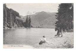 (20060-00) Suisse - Lac De Morgins - VS Valais