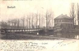 Bocholt - De Brug - Le Pont (animation, D. Hendrix, 1903) - Bocholt
