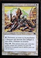 TRADING CARD - MAGIC - Carnage - 19 / 350 - Créature : Clerc : Guérisseur Daru - Commune - VF - Magic L'Assemblée