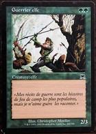 TRADING CARD - MAGIC - Carnage - 260 / 350 - Créature : Elfe : Guerrier Elfe - Commune - VF - Cartes Vertes