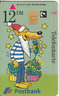 GERMANY - Postbank(S 12), 12/97, Used - Germany
