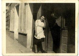 29  BREST  PHOTO D UNE JEUNE FEMME - Brest