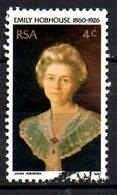AFRIQUE DU SUD. N°409 Oblitéré De 1976. Emily Hobhouse. - South Africa (1961-...)