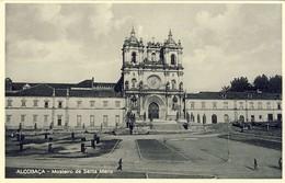 ALCOBAÇA - Mosteiro De Santa Maria - PORTUGAL - Leiria