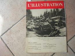 L'ILLUSTRATION  N° 5054  - 13 JANVIER 1940 - Zeitungen