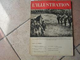L'ILLUSTRATION  N° 5055  - 20 JANVIER 1940 - Zeitungen