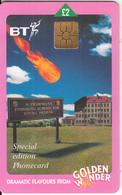 UK - Golden Wonder Crisps 1(PUB068), Exp.date 31/03/99, Used - United Kingdom