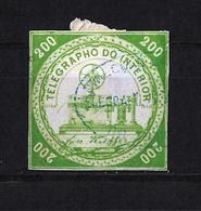 Brasil 1873 Telégrafos - Brasil