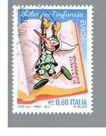 ITALIA REPUBBLICA  -   2010   EUROPA     -   USATO  ° - 6. 1946-.. Repubblica
