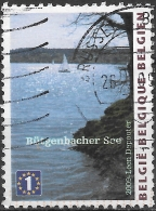 BELGIUM 2009 Regions. German Community - (90c) Lake Butgenbach FU - Belgium