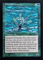 TRADING CARD - MAGIC - Fléau - 119 / 143 - Créature : Elfe : Empathe Farouche - Commune - VF - Carte Verdi