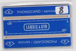 NIEDERLANDE SERVICE  403K11506 - Phonecards