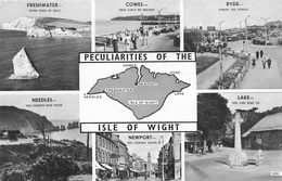 PECULIARITIES OF THE ISLE OF WIGHT - Non Classés