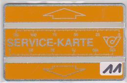ÖSTERREICH SERVICE  109K - Austria