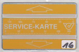 ÖSTERREICH SERVICE  341K - Austria