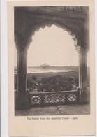 Taj Mahal From The Jasmine Tower, Agra, India - F.p. - Anni '1910 - India
