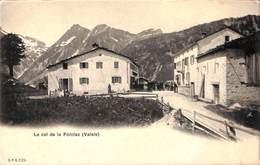 Le Col De La Forclaz (Valais) Animée - VS Valais