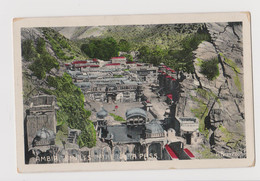 Ambir Temples In The Galta Pass, India - F.p. - Anni '1910 - India
