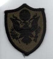 Ecusson Tissu Ancien /Aigle Américain/ Armoiries USA/ Vers 1960-1970   ET196 - Patches