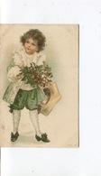 CPA - Illustrateur - Jeune Homme - Garçon  - Fleurs - Kopal Série 137 - Circulée En 1901 - Illustrators & Photographers