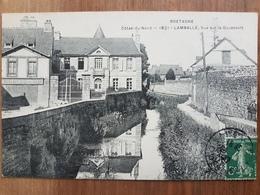 Lamballe.vue Sur Le Gouessant.édition MTIL 1821 - Lamballe