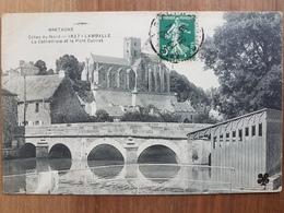 Lamballe.pont Calmet.édition MTIL 1827 - Lamballe