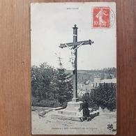 Chateaulin.le Calvaire.édition MTIL 871 - Châteaulin