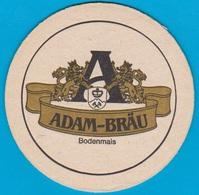 Adam-Bräu Bodenmais( Bd 1758 ) Breiter Rand - Sous-bocks