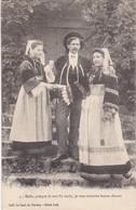 """BRETAGNE - Costumes - """"Enfin, Puisque Le Sort L'a Voulu..."""" - TBE - Bretagne"""