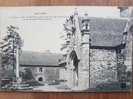 Chateaulin.le Calvaire Et Le Portique De La Chapelle.édition MTIL 901 - Châteaulin