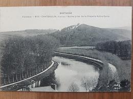 Chateaulin.vue Sur L'aulne.édition MTIL 875 - Châteaulin