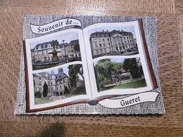 D 23 - Gueret - Guéret