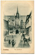 CPA - Carte Postale - Royaume-Uni - London - The Guildhall (CP3247) - Other