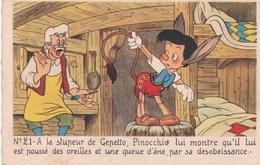 PINOCCHIO N° 21 (dil85) - Disney