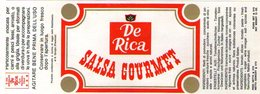 B 1815 - Etichetta, De Rica - Frutta E Verdura