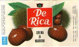 B 1817 - Etichetta, De Rica - Frutta E Verdura
