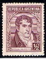 ARG 518 // Y&T 363  // 1935-36 - Argentina